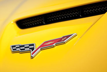 Chevrolet Corvette Logo