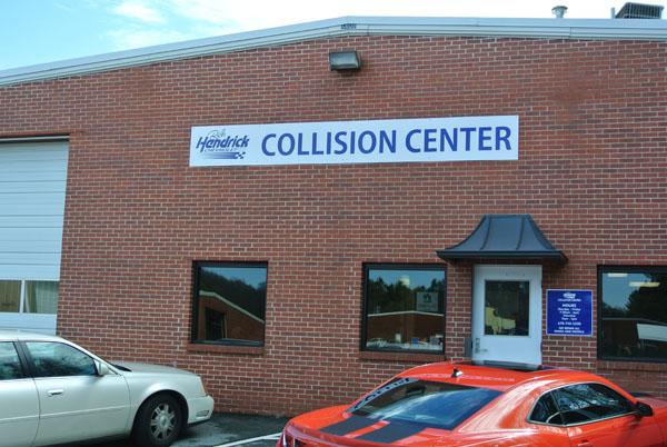 Collision Center