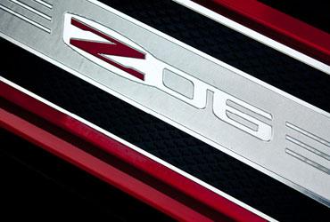 Chevrolet Corvette Z06 Logo